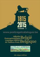 COB - Catalogue timbres Belgique 2015 - Neuf