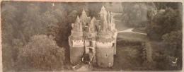 Chateau De Rambures - CP 9x22,5 - Véritable Photo Au Bromure - France