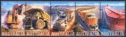 Australie - Moyens De Transport Lourds 2855/2859 ** - Neufs