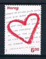 Norwegen 2005 Valentinstag Mi.Nr. 1522 ** - Norwegen