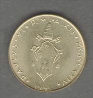 VATICANO 20 LIRE 1974 - Vaticano