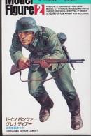 "- TAMIYA - Figurines "" German Panzer Grenadier "" - 1/25° - Réf 89625 - Figurines"