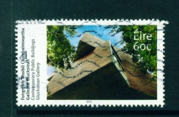IRELAND  -  2013  Contemporary Public Buildings  60c  Used As Scan - Used Stamps