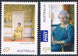 Australie - Anniversaire De La Reine Elisabeth II 3427/3428 ** - 2010-... Elizabeth II
