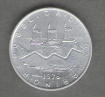 SAN MARINO 2 LIRE 1976 - San Marino
