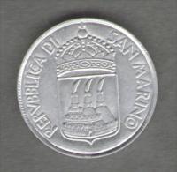 SAN MARINO 1 LIRA 1973 - San Marino