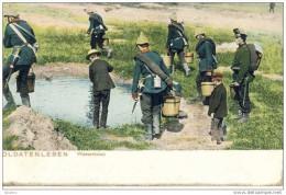 Militaria  Soldier Life - Guerre 1914-18