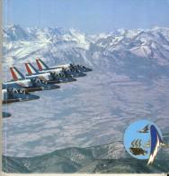 Arm�e Air Ecole 1982 gala AEA Op�ra Paris Patrouille de France 50 ans pr�sentation a�rienne