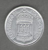 SAN MARINO 5 LIRE 1973 - San Marino