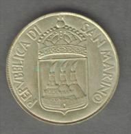 SAN MARINO 20 LIRE 1973 - San Marino