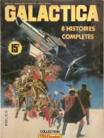 Télé-junior-galactica N° 1 -1981 - Other Magazines