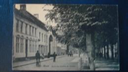 AALST : école Des Pupilles De L'armée En 1919 - Aalst
