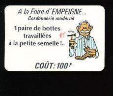 Humour Cordonnerie / Marteau De Cordonnier / Métier  / IM156 - Vieux Papiers
