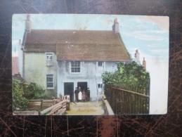 Anstruther : Ghalmer's Brith Place (coin Sup Droit Abîmé) (A2416) - Fife