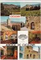 11 - CUCUGNAN - Multi-vues: Auberge De Cucugnan. Lot De 2 Carte Edit. Cliché Paul GOUDIN - France