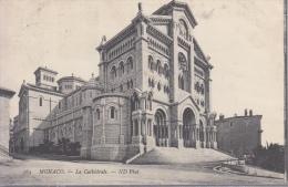 Monaco  La Cathédrale                 Scan 8678 - Kathedrale Notre-Dame-Immaculée