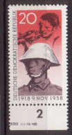 DDR , 1958 , Mi.Nr. 662 ** / MNH - [6] Repubblica Democratica