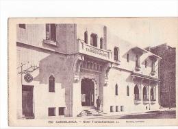 24175 Maroc. Casablanca Hotel Transatlantique -150 LL Gourdain Architecte -