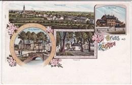 CP - Gru� aus RAEREN, gestempelt 1905