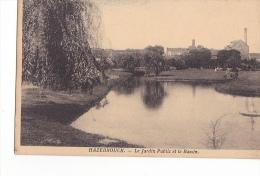 24177 Hazebrouck - Jardin Public  Et Bassin -ed Plancke - - Hazebrouck