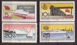 DDR , 1960 , Mi.Nr. 768 - 771 ** / MNH - Unused Stamps