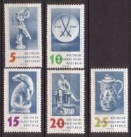 DDR , 1960 , Mi.Nr. 774 - 778 ** / MNH - [6] Repubblica Democratica