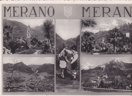 24178 Merano Meran -multi Vues - M 3.209 Vietata - Merano