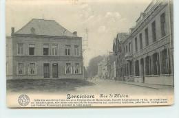 BONSECOURS  - Rue De Blaton. - Belgique