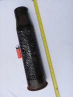 DOUILLE OBUS CANON 75 mm SANS RECUL ........... neutralis�e