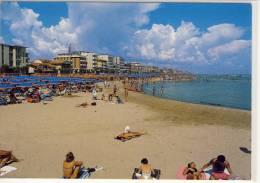 BELLARIA-IGEA MARINA ,  Spiaggia E Alberghi, Beach And Hotels - Rimini