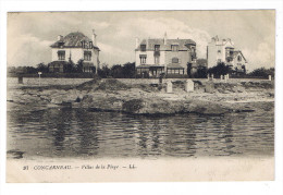 CONCARNEAU  VILLAS DE LA PLAGE - Concarneau