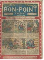 """LE BON-POINT AMUSANT  N° 157   -  ALBIN MICHEL   1915  - """" UNE EVASION ORIGINALE """" - Tijdschriften"""