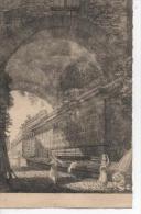 Tombeaux Et Ruines De Galeries - Gravé Par François Piranesi N° 100 (1748-1810) - Altri