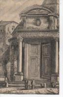 ROMA  ROME Temple De Romulus, Eglise ST Come St Damien  - Gravé Par François Piranesi (1748-1810) - Chiese