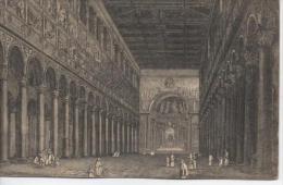 ROMA  ROME Saint Paul - Gravé Par François Piranesi (1748-1810) N° 65 - Chiese