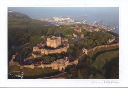 Dover Castle - Sea France By Philip Plisson - Calais Dover Ferry - Dover