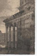 ROMA  ROME Place Du Panthéon - Gravé Par François Piranesi (1748-1810) N° 98 - Pantheon