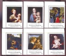 ANTIGUA & BARBUDA ; SCOTT # 3194-9 ; IGPC1217 CO ; MINT N.H STAMPS ( CHRISTMAS - Antigua And Barbuda (1981-...)