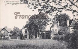 (64) Sauveterre-de-Béarn - Parc Du Château De Salette - Castel - Castillo - 2 SCANS - Sauveterre De Bearn