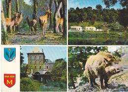 24195 Charleville Mezieres France 08.105.53 La Cigogne - Cerf Sanglier - Chasse