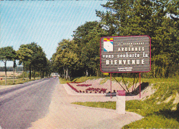 24196 Bienvenue Dans Les Ardennes -5FS 11 Sofer - Route Panneau
