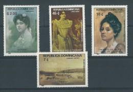 Rép. Dominicaine: PA 416/ 419 ** - Dominicaine (République)