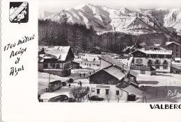 24198 Valberg Hotels Chaine Saint Honorat, Neige Azur - Ed 1810 Rella -hotel Mélezes-