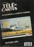 REPERTOIRE TELECARTES 1991 - Tarjetas Telefónicas