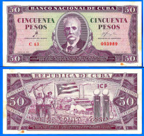 Cuba 50 Pesos 1961 Signature Che Guevara Centavos Centavo Pesos Billet Skrill Bitcoin OK