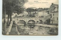 EUPEN  - Unterstadt, Weserpartie. - Eupen