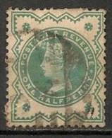 """Timbres - Grande-Bretagne - Emission Du """"Jubilé"""" - 1887-1900 - N° ? -"""