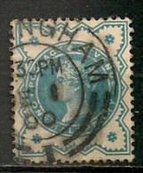 """Timbres - Grande-Bretagne - Emission Du """"Jubilé"""" - 1887-1900 - N° 92 -"""