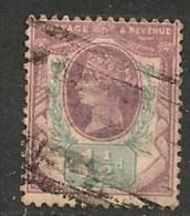 """Timbres - Grande-Bretagne - Emission Du """"Jubilé"""" - 1887-1900 - N° 93 -"""