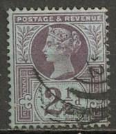 """Timbres - Grande-Bretagne - Emission Du """"Jubilé"""" - 1887-1900 - N° 95 -"""